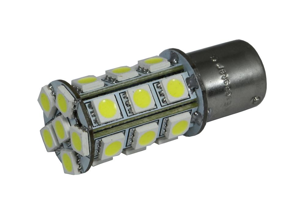LAMPPU LED 24V 21W KIRKAS BA15S