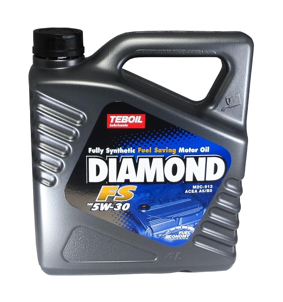 MOOTTORIÖLJY DIAMOND FS 5W-30 4L