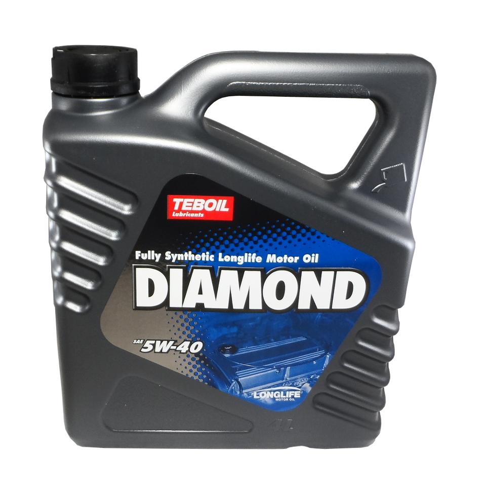 MOOTTORIÖLJY DIAMOND 5W-40 4L