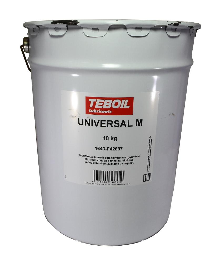 VOITELURASVA UNIVERSAL M 18KG